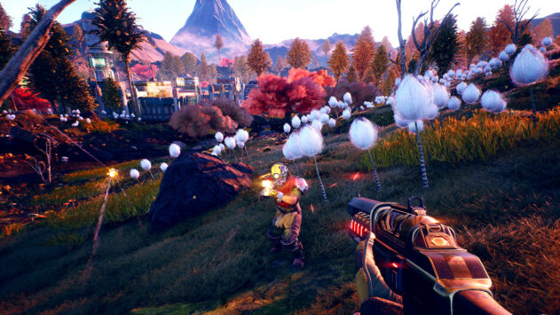 The Outer Worlds Avance Games