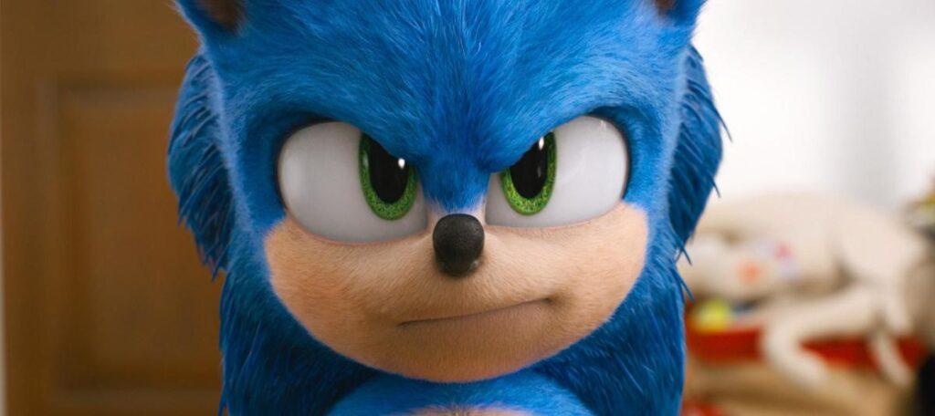Sonic O filme Avance Games