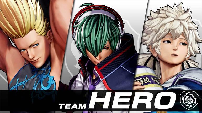 Team-hero