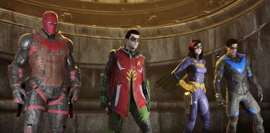 Gotham Knights - Avance Games