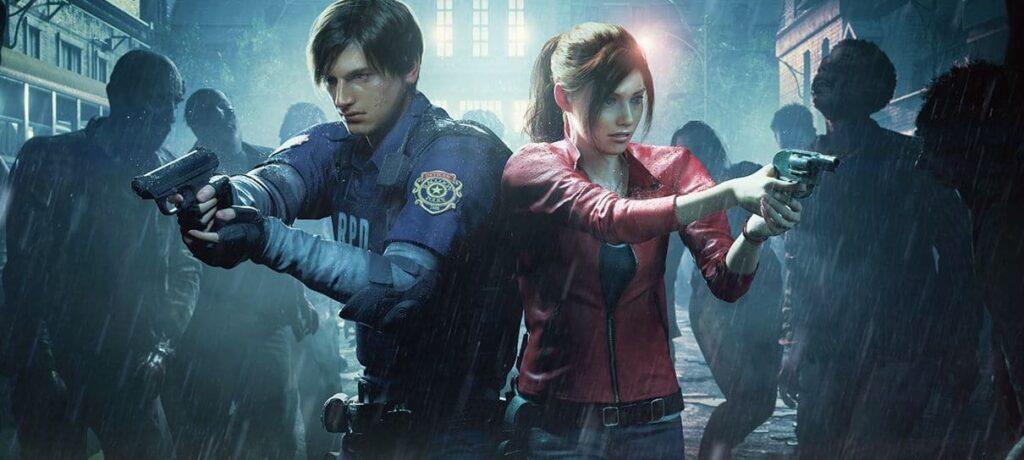 Resident evil Reboot - Avance Games