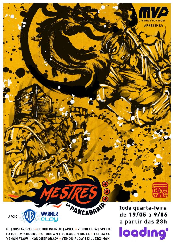 Mortal Kombat-Loading