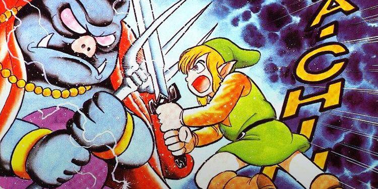 Zelda-manga-Panini-Avance-Games