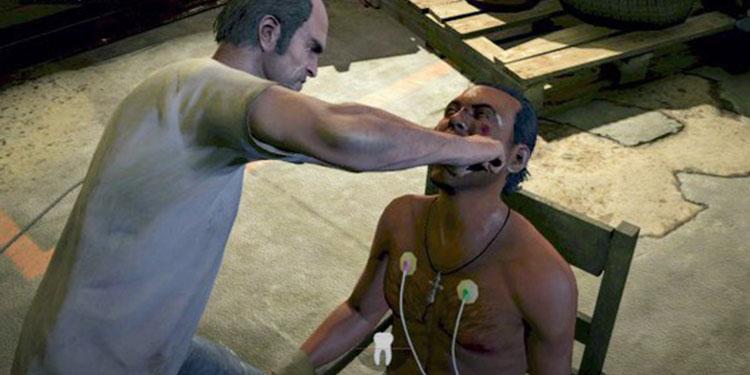 GTA VI-Violence