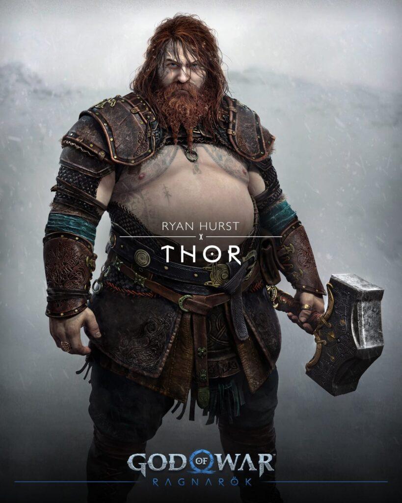 Thor-God-Of-War-Ragnarok